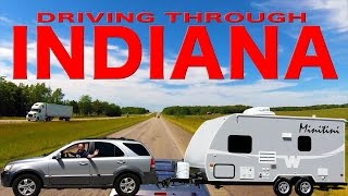 Download Driving Through Indiana | Traveling Robert Video