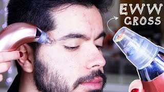 Download PORE VACUUM CLEANER - IT ACTUALLY WORKS! Video