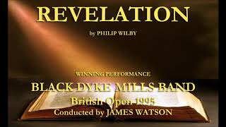 Download Revelation (Philip Wilby) Black Dyke Mills Band EPIC LIVE BRASS Video