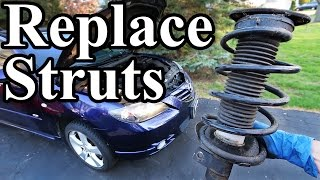 Download How to Replace Struts in your Car or Truck Video