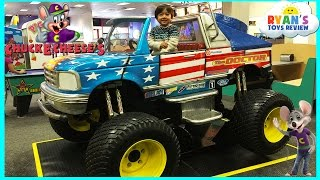 Download Chuck E Cheese Family Fun Indoor Games and Activities for Kids Video