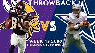 Download Vikings vs. Cowboys (Week 13, 2000) | Randy Moss Burns the Cowboys Part 2 | Classic Highlights | NFL Video