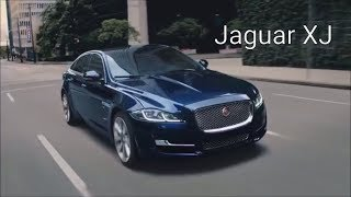 Download Jaguar XJ 2018 | Refined flagship sedan Video
