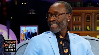 Download Don Cheadle Eyes an Opponent ala the Bieber-Cruise Fight Challenge Video