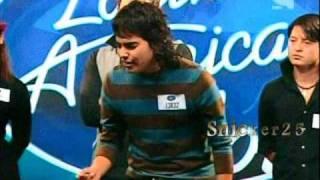 Download Latin American Idol 4ta temporada ″2da Eliminacion″ Jueves 24 de Sept 2009 - parte 1 Video