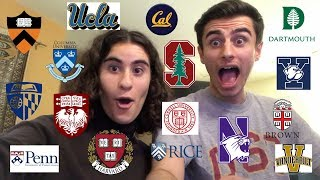 Download COLLEGE DECISIONS REACTIONS 2019 - I GOT INTO MY DREAM SCHOOL!!! Video
