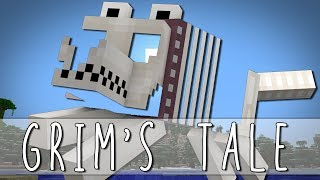 Download GRIM'S TALE | How I Met Grim The Skeleton Dog | Minecraft Video
