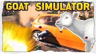 Download AWESOME & KABOOOOM - Goat Simulator Video