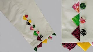 Download Simple trouser with triangles | Step by step | The Latest Design Video