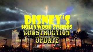 Download Star Wars / Toy Story Land / +FIREWORKS Disney's Hollywood Studios Construction Update 11.14.16 Video
