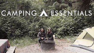 Download My Camping Essentials | Alli Cherry Video