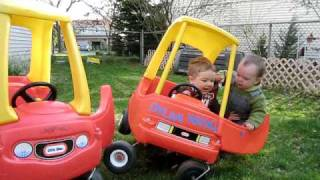 Download Toddler Car Jacking Video