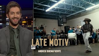 Download LATE MOTIV - David Broncano y 'El Calambres' | #LateMotiv180 Video