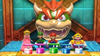 Download Mario Party: The Top 100 Minigames - Peach Vs Mario Vs Luigi Vs Wario(Hard CPU) Video