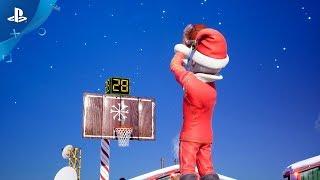 Download NBA 2K Playgrounds 2 - Christmas Trailer | PS4 Video
