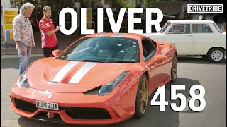 Download Oliver vs James May's Ferrari – which is better? Video