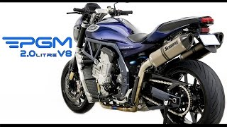 Download PGM - The World's Most Powerful Production Motorcycle Video