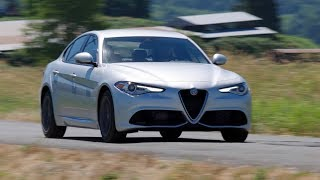 Download 2017 Alfa Romeo Giulia Ti Lusso AWD Review Video