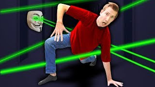Download TRAPPED by PROJECT ZORGO SPY LASER ESCAPE ROOM (Game Master Abandoned Riddles of Missing Daniel) Video