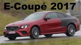 Download Mercedes Erlkönig E-Klasse Coupé C238 2017 RED ALERT! E-Coupe less camouflaged SPY VIDEO Video