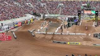 Download 450 Full Main Event Supercross Salt Lake City 2018 Video