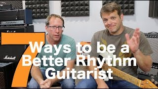 Download 7 Ways to be a Better Rhythm Guitarist Video
