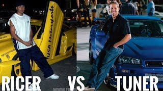 Download RICER VS TUNER FUNNY COMPILATION MUST WATCH!! (PART 1/2) Video