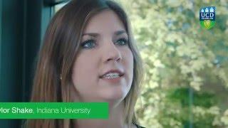 Download UCD Business Summer Internship Programme Video