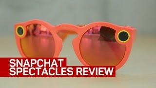 Download Snapchat Spectacles review Video