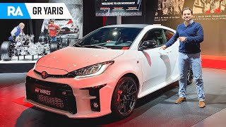 Download Toyota GR Yaris (261 cv). O melhor pocket-rocket de sempre? Video