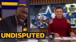 Download Shannon Sharpe reacts to the Giants Week 14 win over the Dallas Cowboys | UNDISPUTED Video