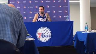 Download JJ Redick: 'I'm about as anti-Trump as you can get' Video