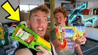 Download MODDING OUR NERF GUNS! Video