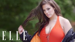 Download Ashley Graham on How to Find The Perfect Swimsuit | ELLE Video
