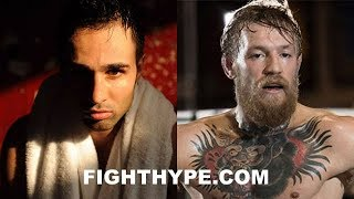Download MALIGNAGGI RIPS MCGREGOR; SAYS HE ″WHIMPERS LIKE A GIRL″ FROM BODY SHOTS & INSISTS HE KICKED HIS ASS Video