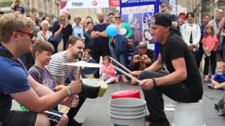 Download The Bucket Boy (Matthew Pretty) Edinburgh Fringe #1 Video