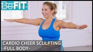 Download Cardio Cheer Sculpting | Full Body Workout: BeFiT Trainer Open House- Lauren Boggi Video