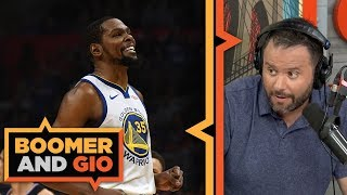 Download Knicks LOSE OUT as Kevin Durant and Kyrie Irving will join the Nets   Boomer & Gio Video