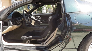 Download DRIFTVETTE Bucket Seat Install. Video