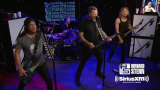 Download Metallica ″Master of Puppets″ Live on the Howard Stern Show Video
