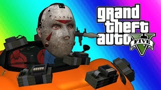 Download GTA5 Online Funny Moments - ″Watch This″ (RPG Vs. Fast and Furious) Video