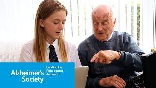 Download Jennifer and Trevor's story - My grandad has dementia - Alzheimer's Society Video