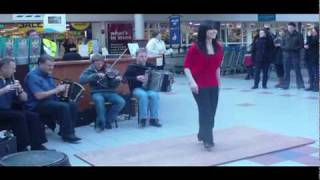 Download Emma O'sullivan and friends galway shopping centre Video