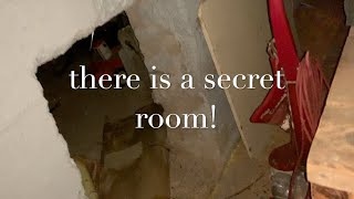 Download Hoarder House Part 3, we find a secret room... and the floor! Video