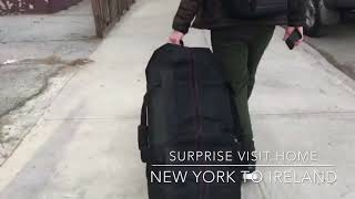 Download Surprise Visit Home - New York to Ireland Video