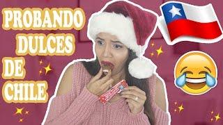 Download PROBANDO DULCES DE CHILE ¿SON COMO LOS MEXICANOS? ♥ | Yarissa Video