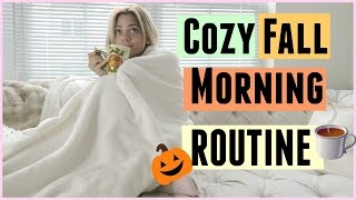 Download COZY FALL MORNING ROUTINE Video