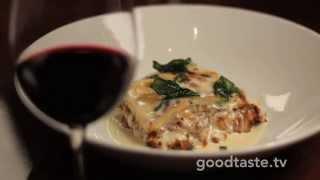 Download GoodTaste.tv - Quattro's New Akaushi Lasagna Heats Up the Houston Rodeo Scene! Video