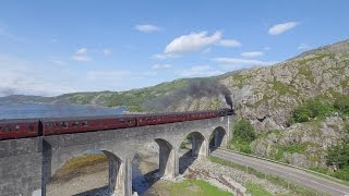 Download Scenic Scottish Railway Journeys Video