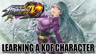 Download Learning A KOF Character Video